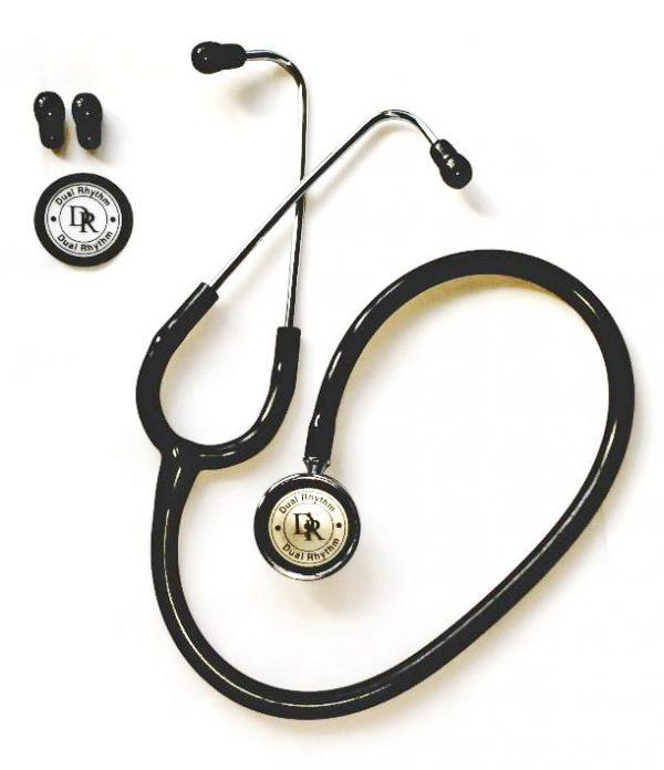 Dual Rhythm Stethoscope