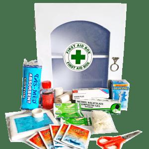 First Aid Box 4