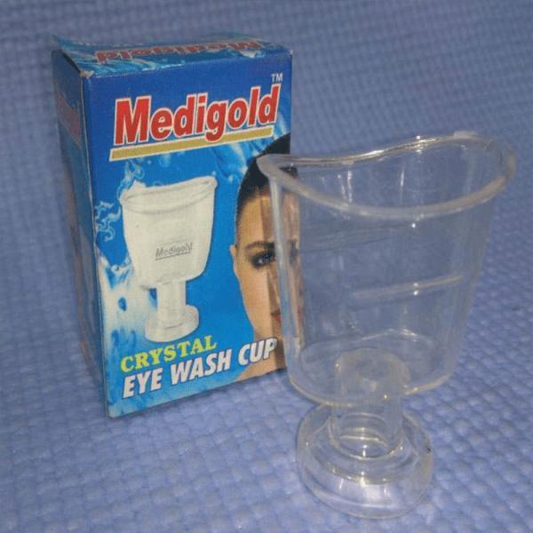Eye Wash Cup Medigold 2