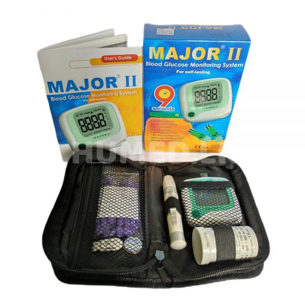 Major ii Glucometer